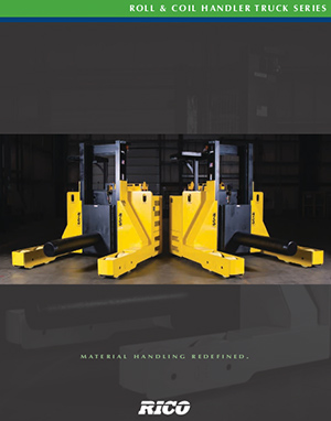 Roll and Coil Handler Brochure