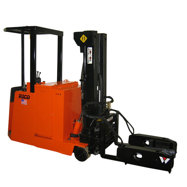 stand up counterbalance truck