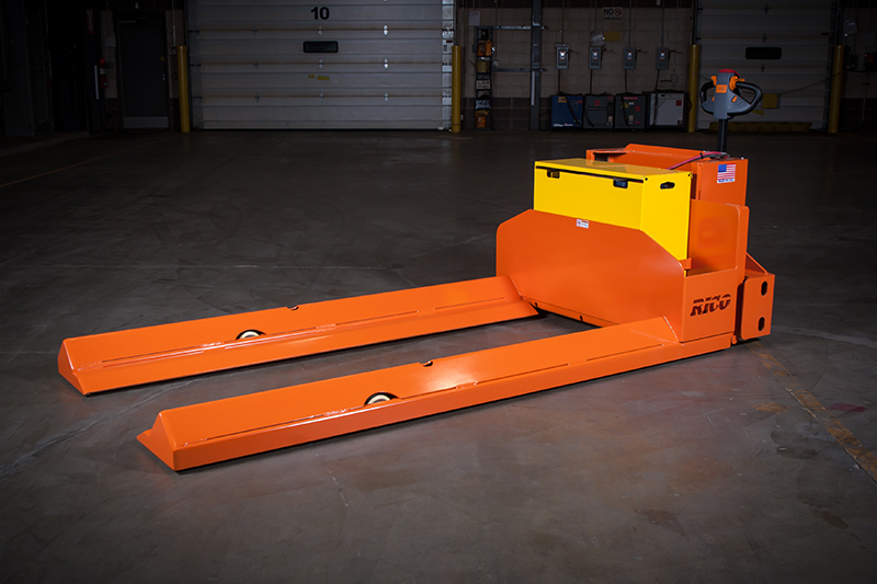 Walk Behind Material Handling Machine