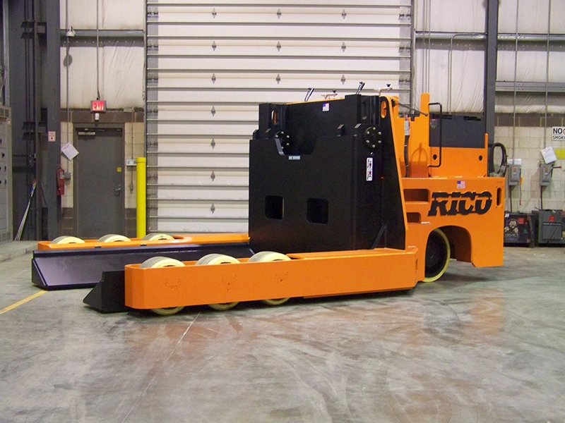 Roll Material Handling Vehicle