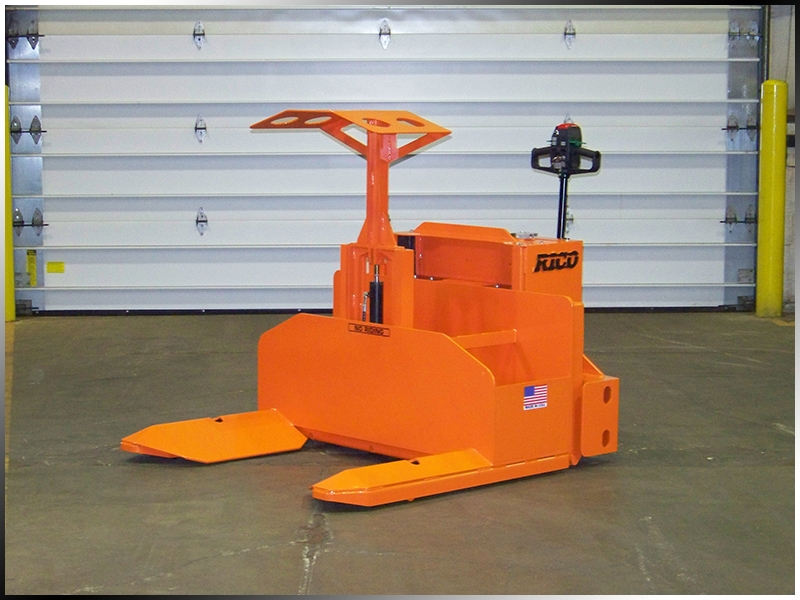 Roll Handling Vehicle
