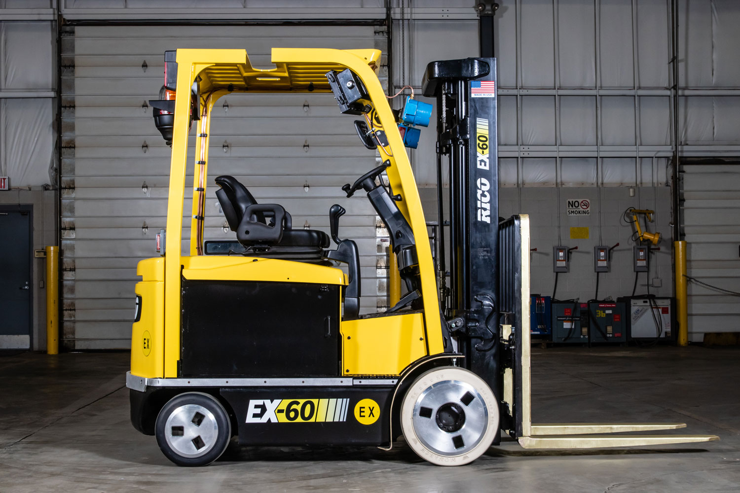 Hyster Explosion Proof Lift Truck
