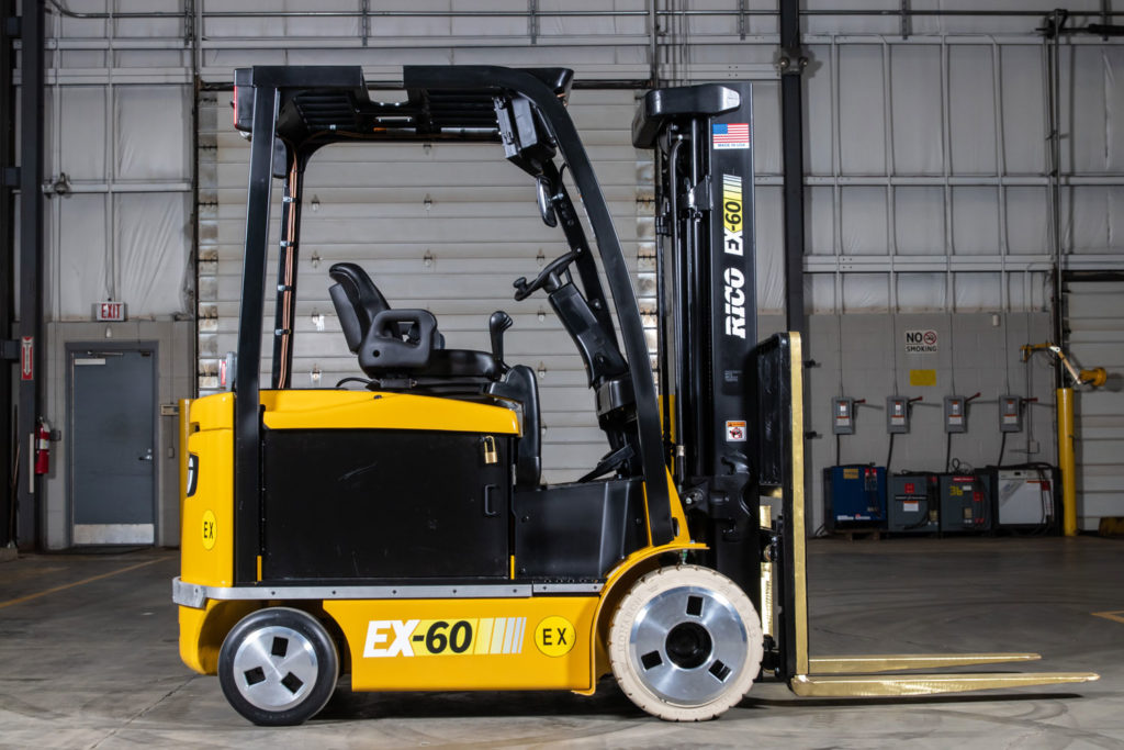 Yale Explosion Proof Forklift