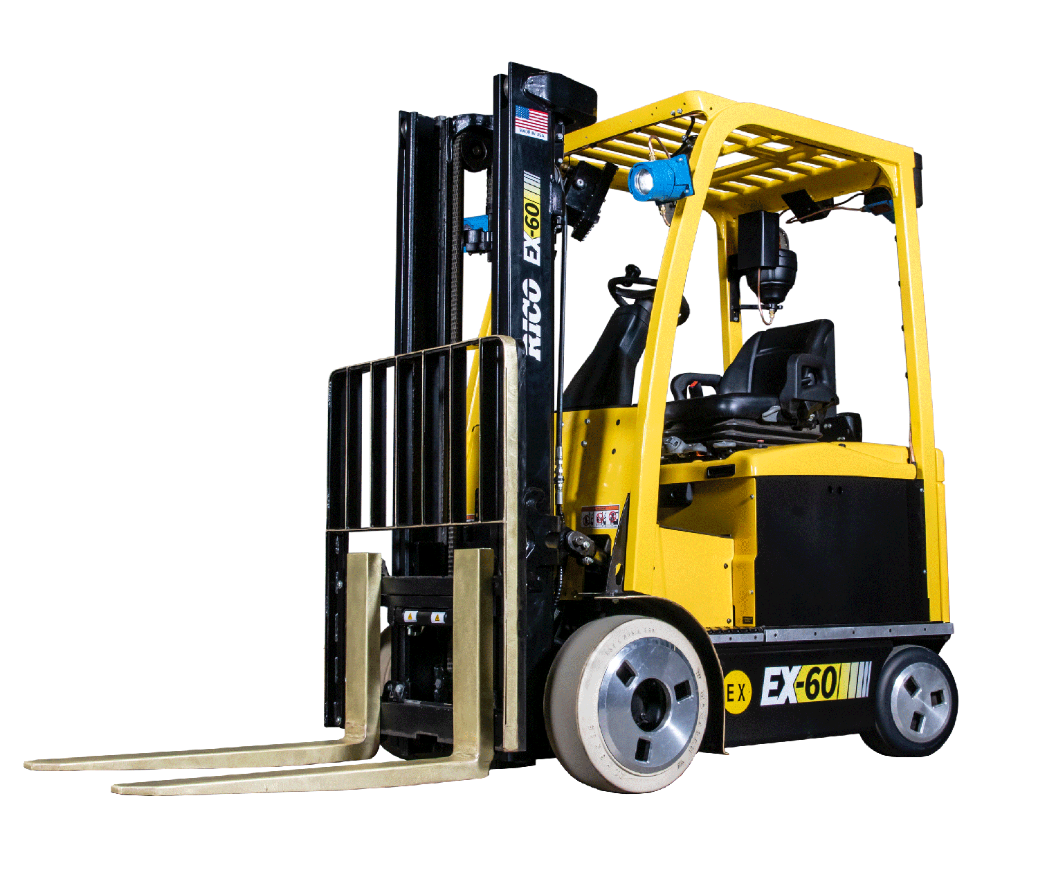 Hyster Explosion Proof Forklift