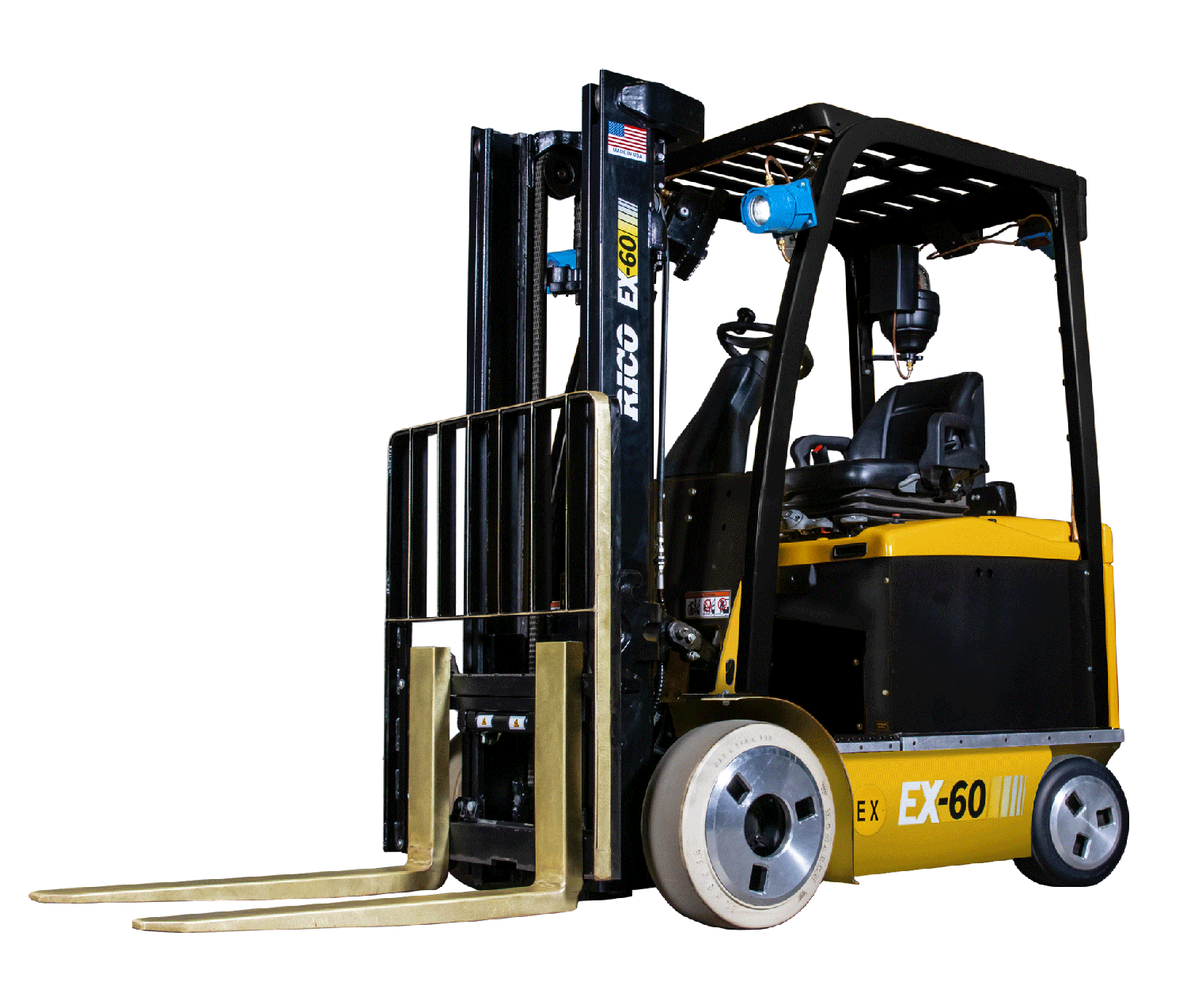 Yale Explosion Proof Lift Truck