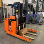 Used EX Rider 6k Straddle Lift Truck