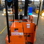 Operator Station EX Straddle Lift Truck