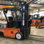 Used Explosion Proof 8k Counterbalance Truck