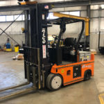 8k EX Counterbalance Used Truck
